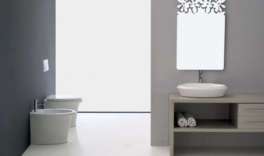 Sanitari City Italian Style Bath