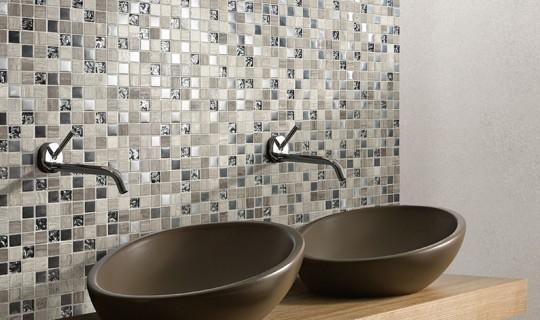 Mosaico Wood steel, Boxer